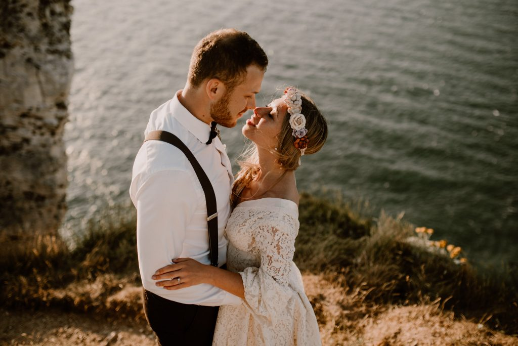 mariage Etretat