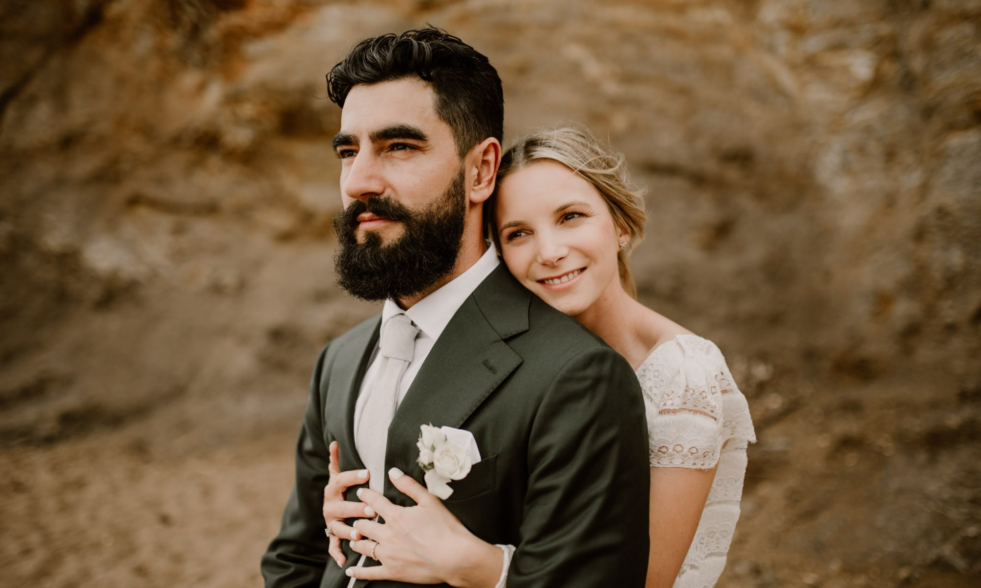 mariage plage de monsieur Hulot Guérande