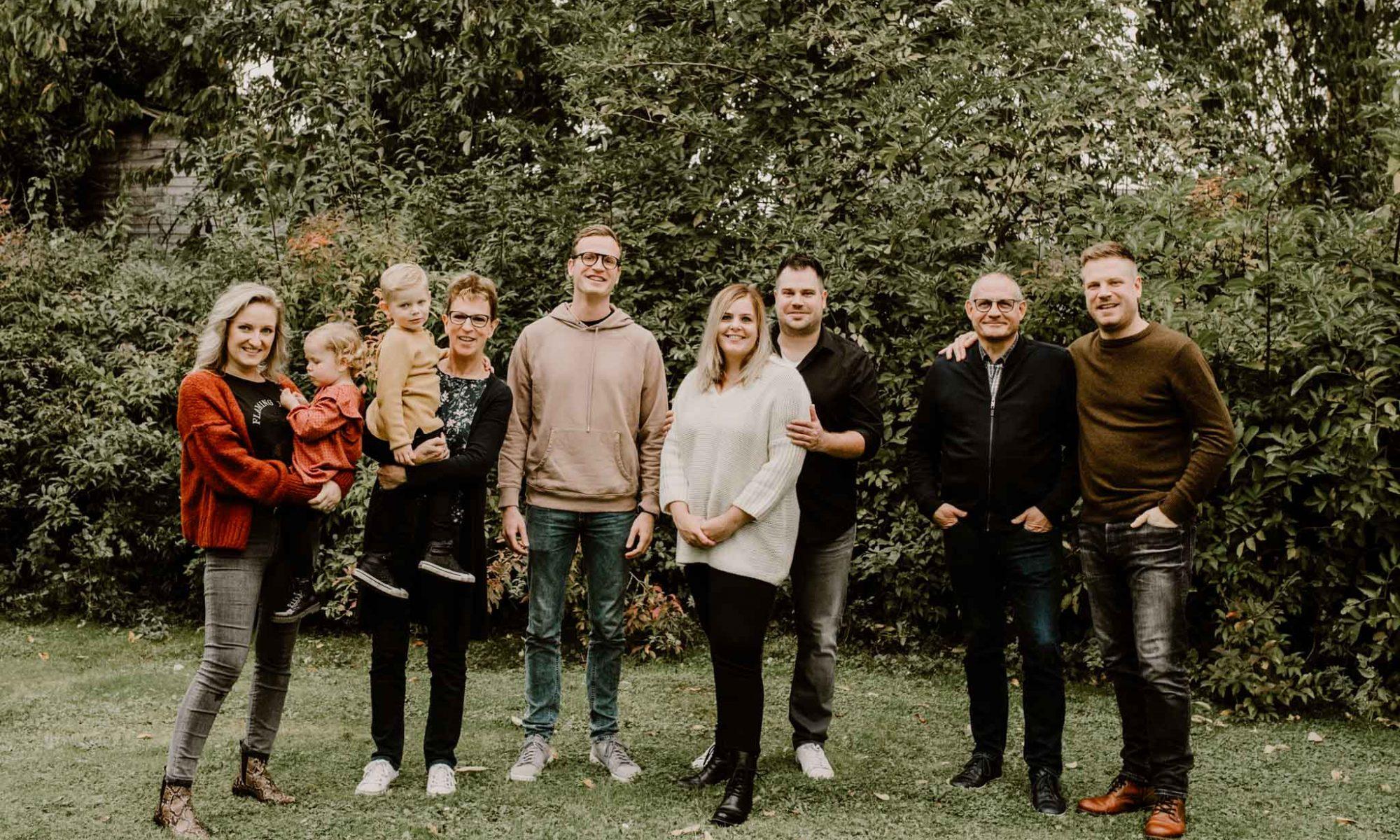 Une séance famille à offranville normandie Anne letournel