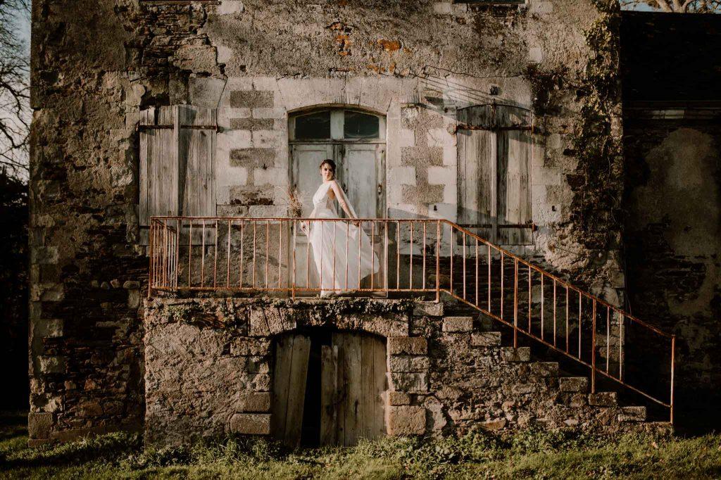 photographe mariage chateau du coing