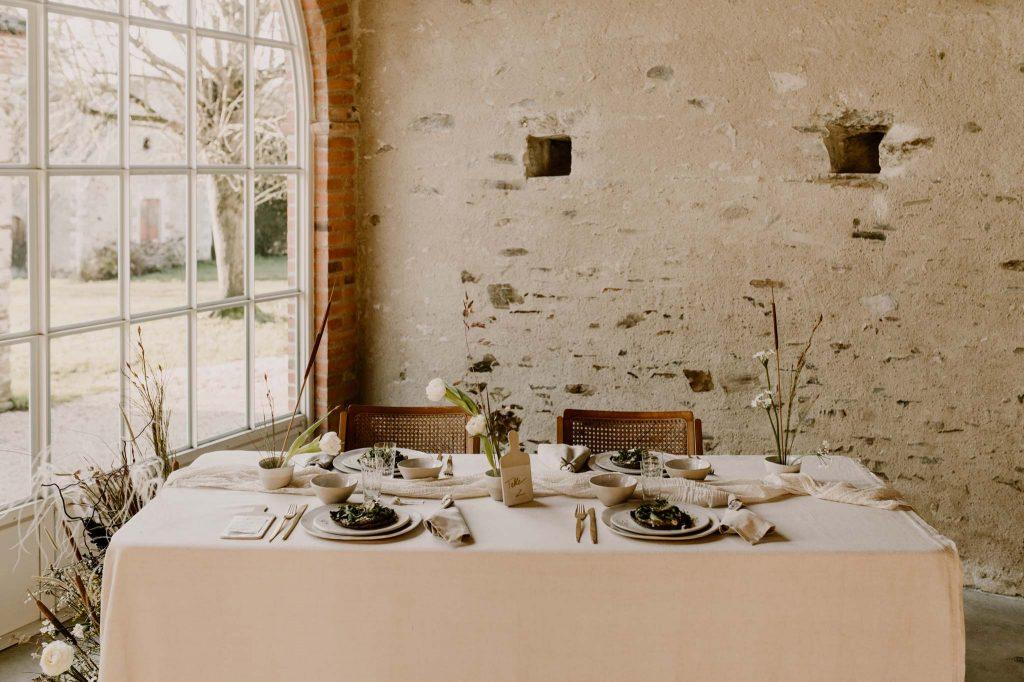 mariage château du Coing