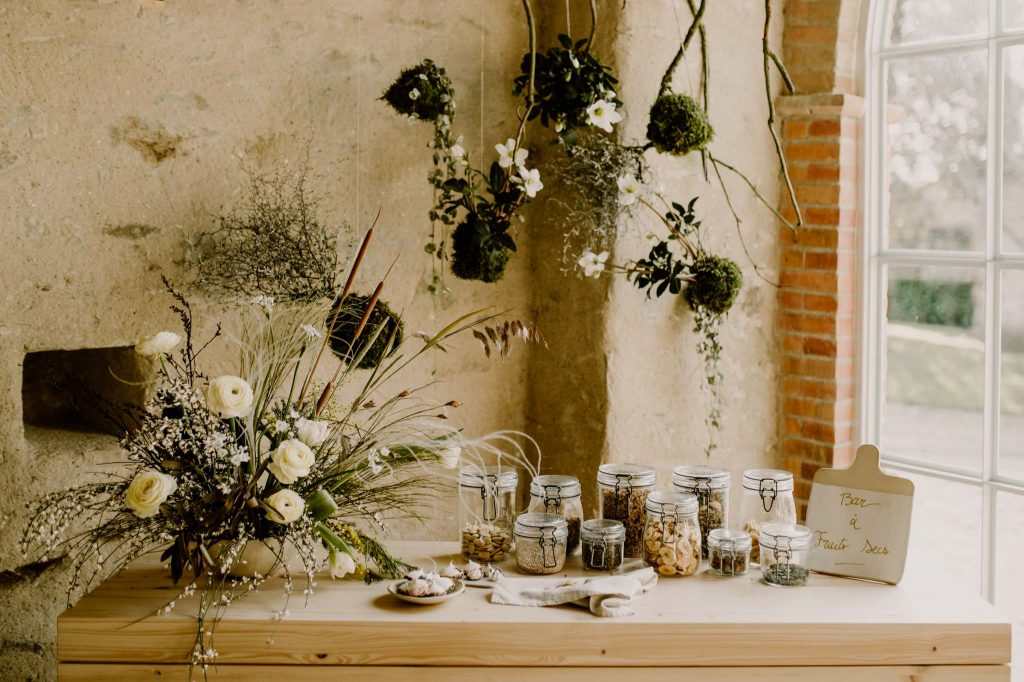 mariage chateau du coing