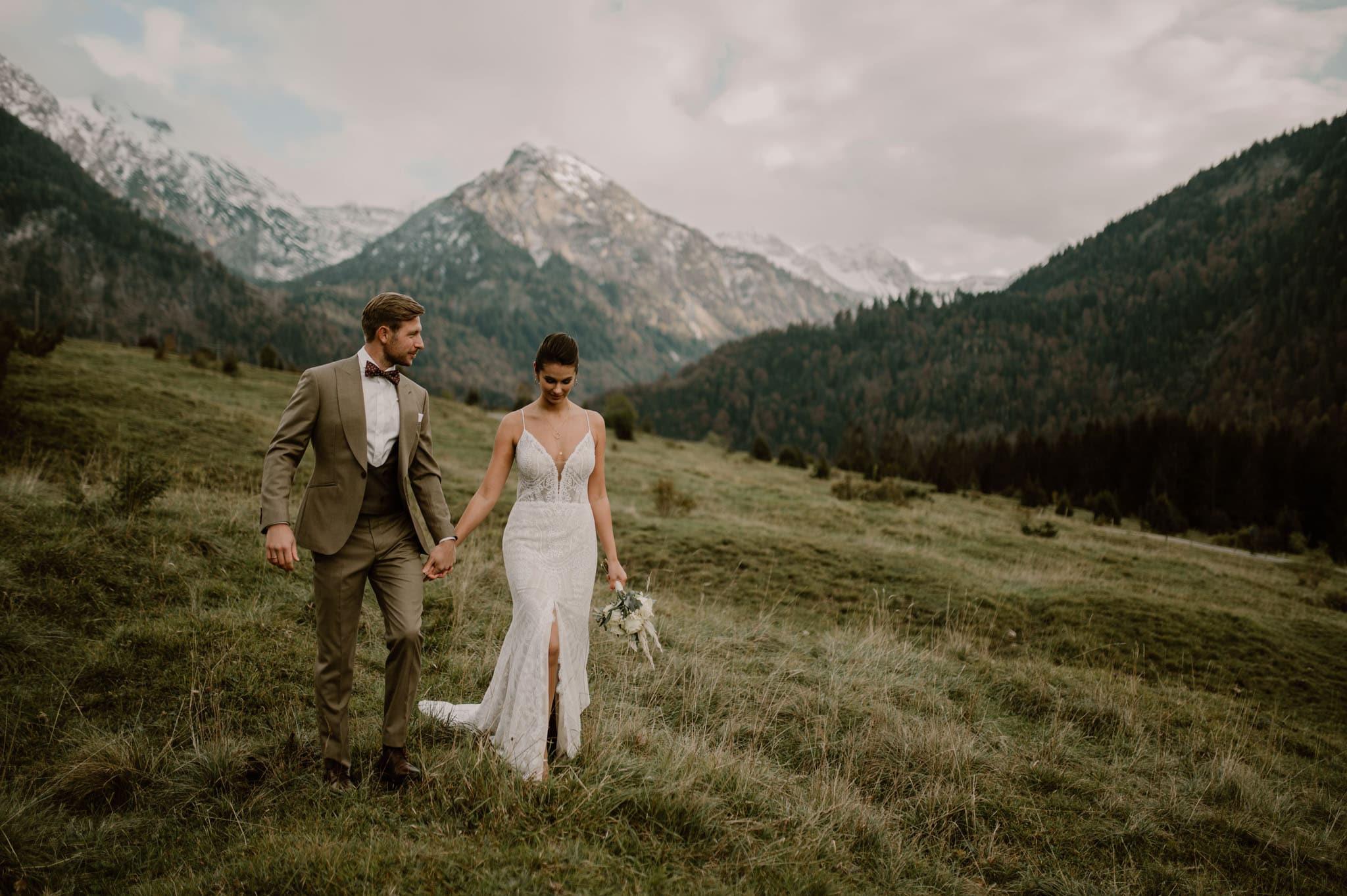 elopement mariage montagne Anne letournel
