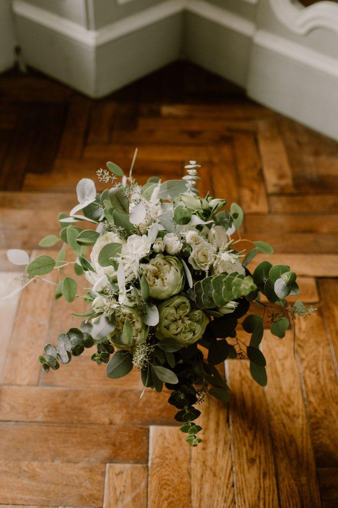 préparatifs marié mariage normandie