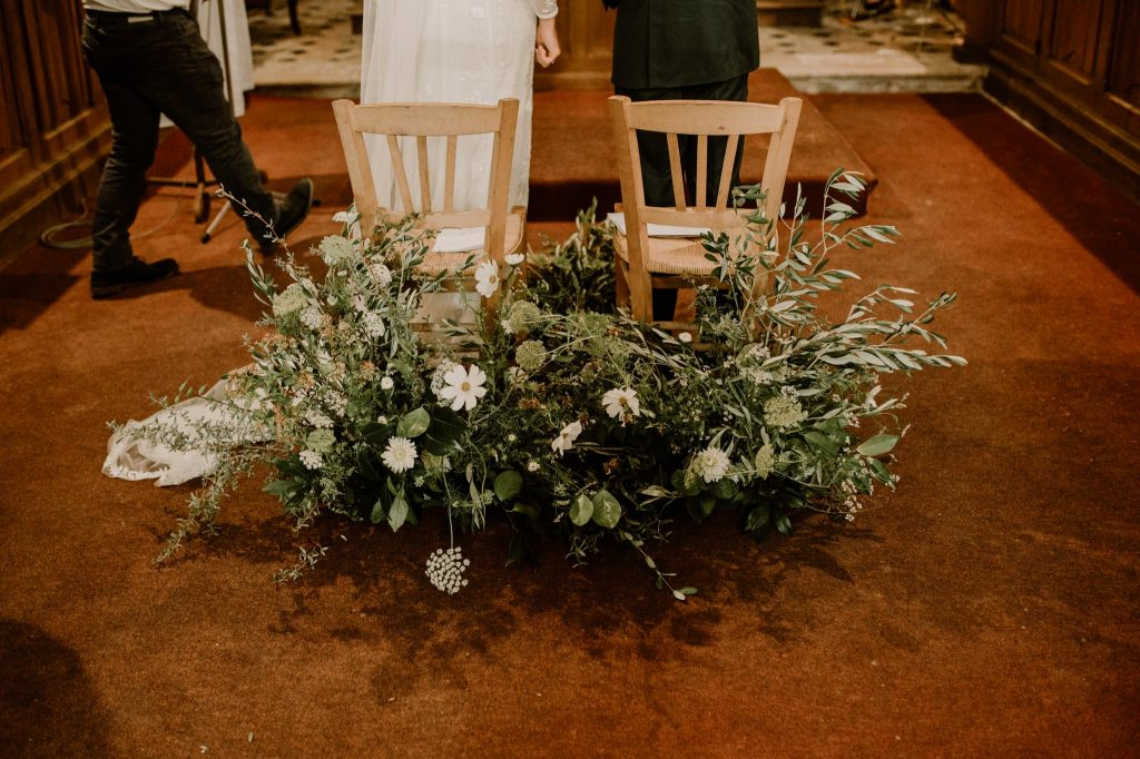 mariage normandie abbaye fontaine guerard