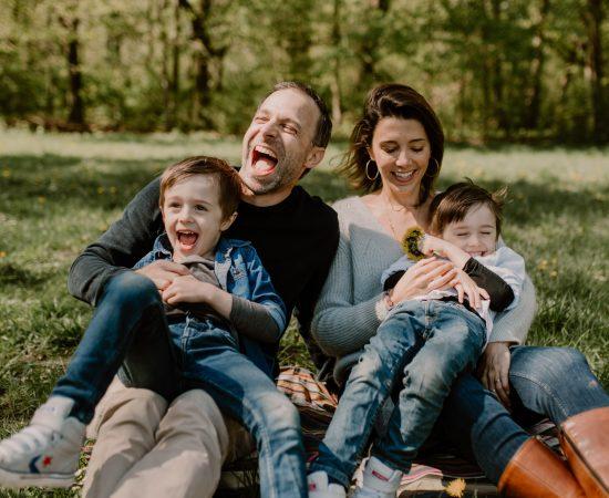 photographe séance famille normandie
